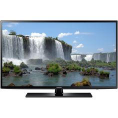 Samsung UN40J6200 - 40-Inch Full HD 1080p 120hz Smart LED HDTV #ad