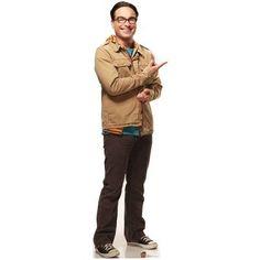 Leonard- Big Bang Theory Stand-Up