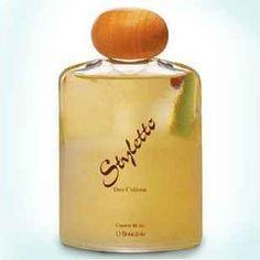 Memória de infância. Posso sentir o cheiro desse perfume.