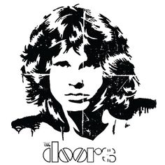 Jim Morrison Stencil by MadTrocity on DeviantArt Music Drawings, Music Artwork, Stencil Patterns, Stencil Art, Blue Ghost Rider, Jim Morrison, Sketch Inspiration, Scroll Saw Patterns, Cultura Pop