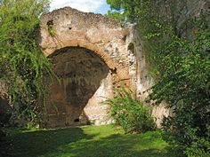 Cisterna di Latina - Giardino di Ninfa
