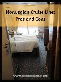 I recently completed my first Norwegian cruise and compiled a Norwegian cruise line pros and cons list; probably would not cruise Norwegian again. Cruise Tips, Cruise Travel, Cruise Vacation, Cruise Excursions, Travel Money, Travel Info, Disney Cruise, Vacation Destinations, Budget Travel