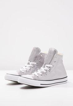 CHUCK TAYLOR ALL STAR - Sneaker high - gunmetal/white/black