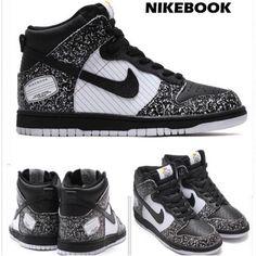 Nike Dunk High Premium Marble Notebook Grade School 7Y    eBay