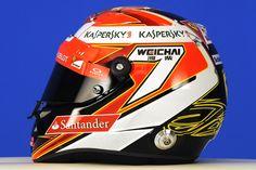 【2014 新車発表】フェラーリF14 T
