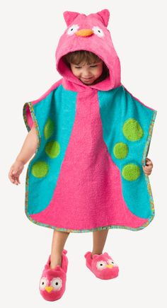 Hey, I found this really awesome Etsy listing at http://www.etsy.com/listing/150525902/kids-hooded-poncho-towels-beach-cover-up