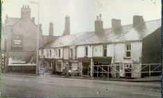 The Hollow, Chorley Old Road with the Victory pub on the left