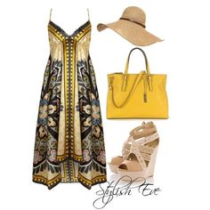 stylish eve casual clothes | Stylish Eve Outfits 2013: Summer Beach Maxi Dresses Inspired by Paula ...