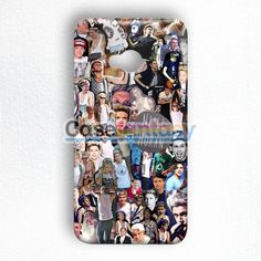 Niall Horan Collage Cartoon HTC One M7 Case | casefantasy