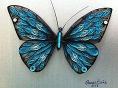 Blue Butterfly - Canan Ersöz