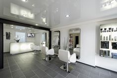 salon furniture | ... Salon furniture Made in France - Salon design - Hair and beauty salon