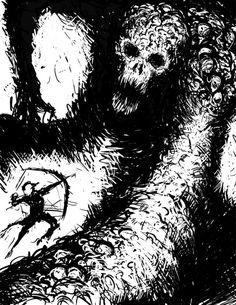 Plague Giant 6 by Abelardo.deviantart.com on @DeviantArt