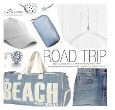 """Summer Road Trip Essentials"" by totwoo ❤ liked on Polyvore featuring Billabong, H&M, True Religion, Alexander Wang, rag & bone and LeSportsac"
