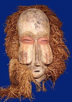 Bamum mask from Cameroon http://www.travelbrochures.org/45/africa/travel-to-the-breathtaking-cameroon