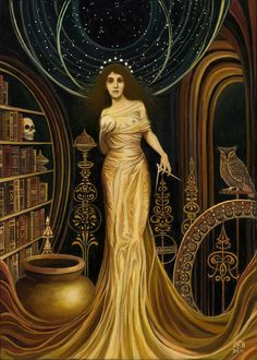 Urania - The Muse of Astronomy and Philosophy 5x7 Greeting Card