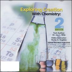 Cathy Duffy review of Exploring Creation with Chemistry 2nd Edition Video Instruction DVD. Easy to use for those with no science experience, made for homeschoolers.