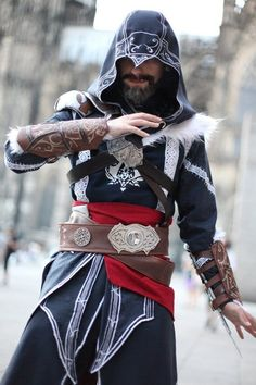 Cosplay Forever #3 :assassin's creed                                                                                                                                                                                 Mais