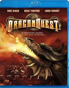 USED (VG) Dragonquest [Blu-ray] (2010)