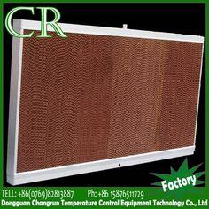 evaporative cooling system design