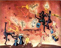 ROBERTO MATTA el más grande de los pintores latinoamericanos - Disonancias