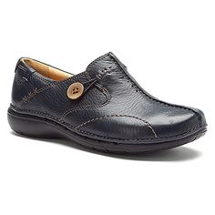 c85ce547ad8 The most comfortable pair of shoes I own ♥ (Clarks un.loop) Navy