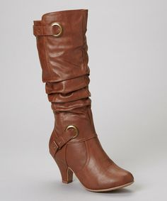 Take a look at this Tan PE 26 Boot on zulily today!