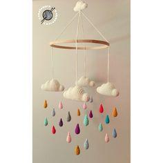 Crochet Mobile, Baby Room, Crochet Baby, Nursery Decor, Barn, Tapestry, Decor Ideas, Craft Ideas, Mobiles
