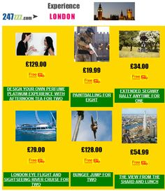 London Tours | Experiences