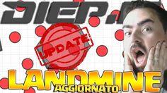 DIEP.IO - ITA : LANDMINE AGGIORNATO !! [SMASHER] [DOMINATION ] !!![SLITH...