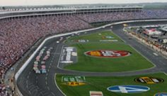 Lowes Motor Speedway in Charlotte, NC.