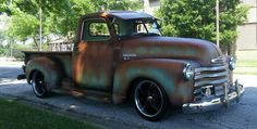 Old chevy truck                                                       …