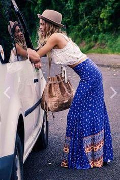 Gypsy-Beach-Bohemian-Festival-Lilah-Skirt-Brand-New-With-Tags-Sz-S-149
