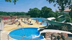 Set in wooded, La Garangeoire is a beautiful resort near to the sandy beaches of Les Sables d'Olonne. It's action packed and offers activities for all ages!