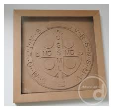 Znalezione obrazy dla zapytania Medalha Sao Bento