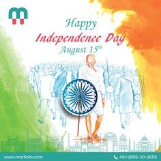 Happy Independence Day !!!  #medioks #happyindependenceday Happy Independence Day, Books Online, Online Shopping, Medical, Net Shopping, Medicine, Med School, Active Ingredient