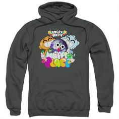 The Amazing World of Gumball Happy Place Hoodie