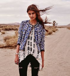 Shopbop Global Boho Lookbook