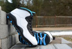 Air Jordan 10 Retro Powder Blue (310805106)