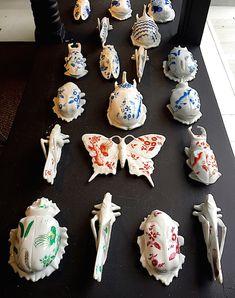 Richard Ginori Insetti Collection