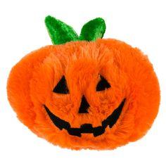 Grreat Choice® Pet Halloween Pumpkin Dog Toy - Plush, Squeaker | Toys | PetSmart