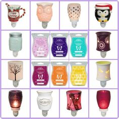 Get your choice of Nightlight Warmer and 3 bars for  $34! https://amandaimler.scentsy.us/Buy/Build?sku=25059