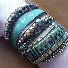 DIY : Bracelet Hipanema