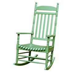 Helene Rocking Chair - Modern Heirlooms