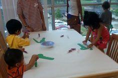 Bilingual Playgroup Moody Neighborhood Library Houston, TX #Kids #Events
