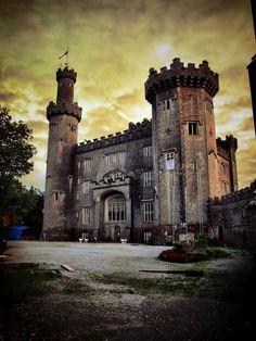 Charleville Castle, Offaly, Ireland.