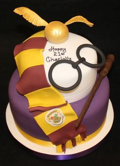 Image result for harry potter cake ideas Cakes Pinterest