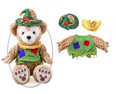 New Disney Duffy Bear 2014 Halloween Costume Set TDS Japan Exclusive Shellie May | eBay