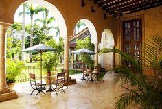 La Hacienda Xcanatun, Merida, Yucatan