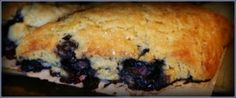 Blueberry Scones from Cook's Illustrated