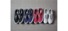 Vault by Vans is at it again with a premium set of the Era LX for the Fall 2014 season. These come constructed with a nubuck and full grain leather upper build, complimented nicely with a natural-colored vulcanized sole. VAULT BY VANS FALL 2014 ERA LX WRITTEN BY: KEENAN HIGGINS POSTED ON SAT, 08.30.14